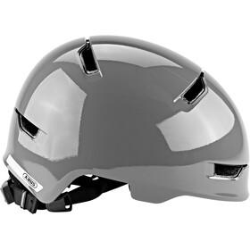 ABUS Scraper 3.0 Helmet Kinder shiny grey